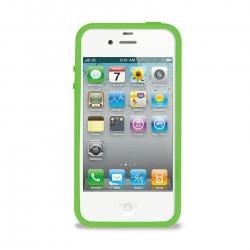 PURO Bumper Fluorescent-cover til iPhone 4/4S