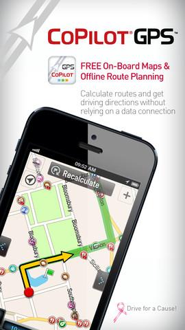 GPS til iPhone: Se 3 gode eksempler på iPhone GPS Apps i Danmark