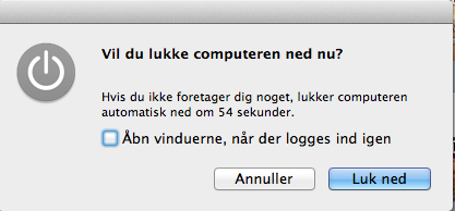 hvordan screenshot på mac