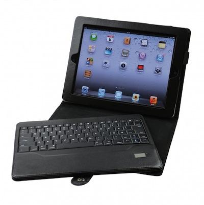 Taske med Bluetooth tastatur