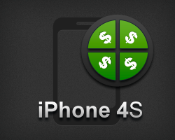 iPhone 4S Afbetaling