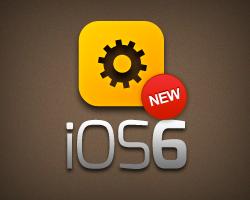 Se de nye funktioner i iOS 6