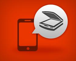Brug din iPhone som scanner
