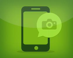 Hvordan tager jeg screenshot med iPhone?