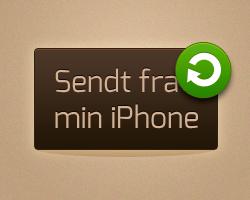 Skift iPhone signaturen sendt fra min iPhone