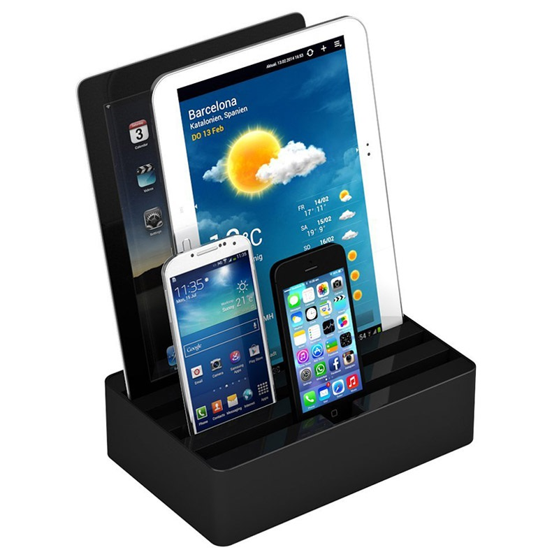 ipad dock se de 7 bedste ipad docking stationer. Black Bedroom Furniture Sets. Home Design Ideas