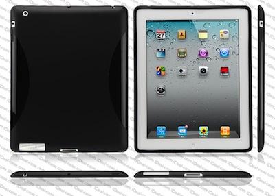 Curve iPad cover