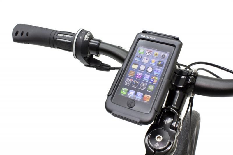 Sidste nye Iphone cykelholder - Se de forskellige varianter og muligheder UR-23