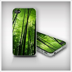 Forest Style-cover til iPhone 4/4S