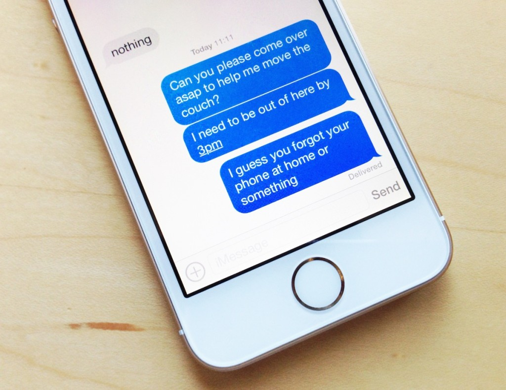 how to set up imessage on iphone 8