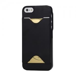 Iphone 5 etui - kort holder