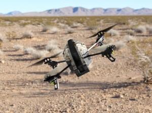 Parret AR. Drone 2.0