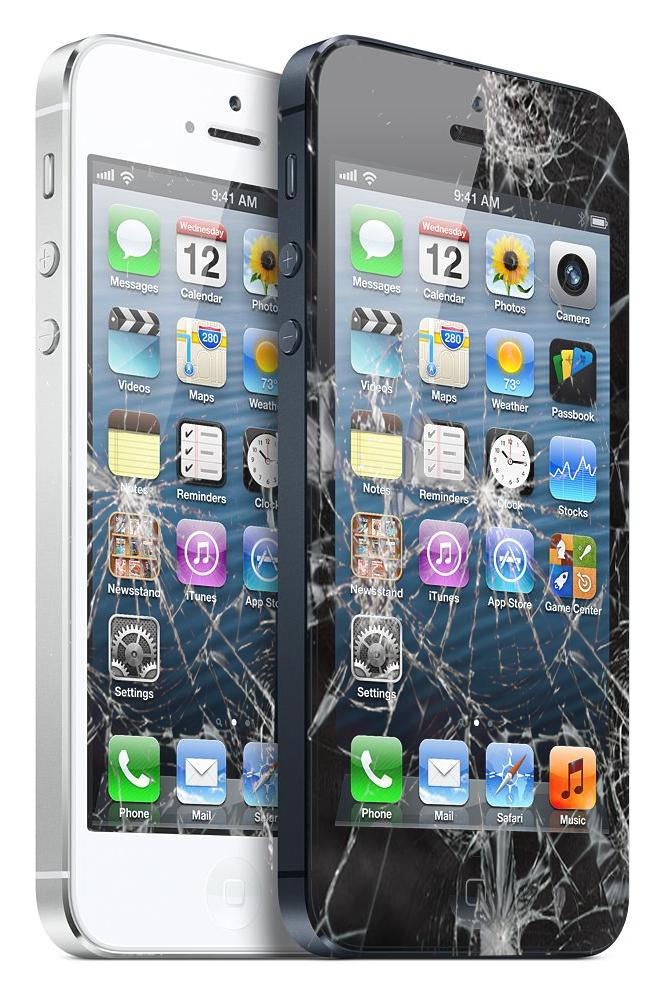 Smadret iPhone 5s