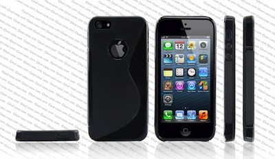 Top 10 iPhone 5 covers S-Line (iPhone 5 - sort)