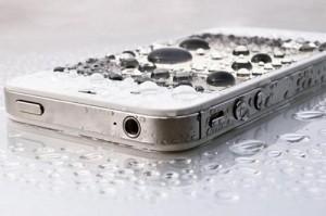 Vandskade iPhone