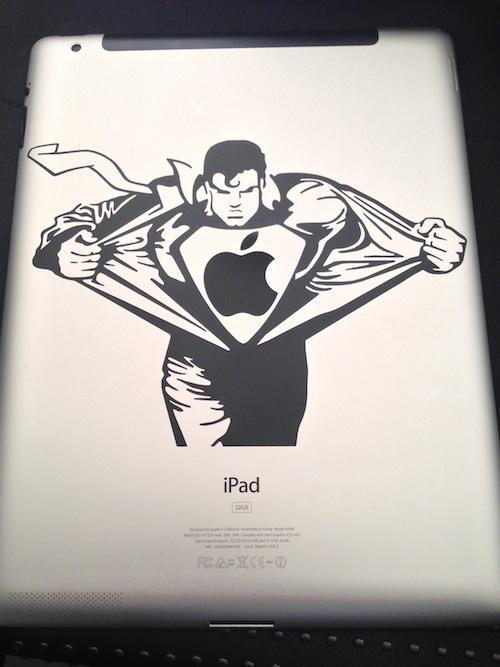 make it stick iPad